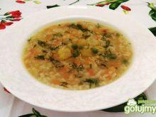 Lekka zupka ryżowa