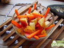 Lekki dietetyczny deser z kardamonem