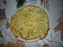 Lekki omlet z rzeżuchą