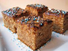 Lekkie ciasto imbirowe (bez mleka i masła)