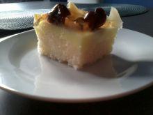 Lekkie ciasto owocowe z galaretką
