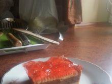 Lekkie ciasto z kaszą manną