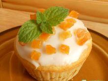 Lekkie muffinki cytrynowe