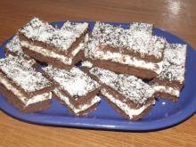 Lekko kokosowe czekoladowo śmietankowe