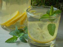 Lemoniada cytrynowo - miętowa