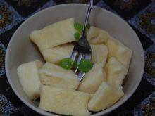 Leniwe kluski serowe