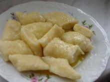 Leniwe pierogi z serem