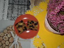 Leniwy karobowiec z owocami