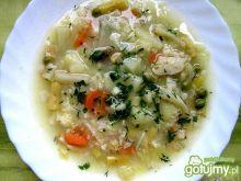 Letnia zupa jarzynowa 4