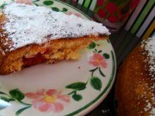 Letnie ciasto z truskawkami
