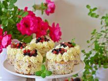 Letnie mini torciki z owocami lata