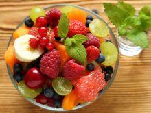 Letnie owoce w diecie
