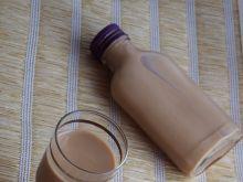 Likier kawowy na mleku zagęszczonym
