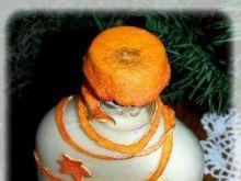 Likier mandarynkowy na rumie