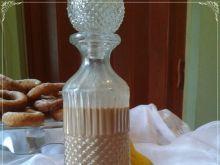 Likier z kukułki z dodatkiem kawy