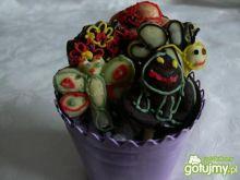 Lizaki czekoladowe z nutellą