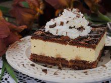 Lodowe ciasto na herbatnikach