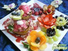 Lodowo-owocowe orzeźwienie lata z grilla