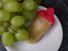 Lody agrestowo-winogronowe