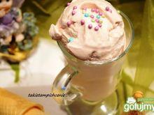 Lody czekoladowe z amaretto