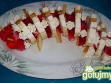 Lody – Gąsienica truskawkowa
