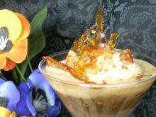 Lody waniliowe z espresso