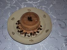 Lody z białej i gorzkiej czekolady wg femme0fatale
