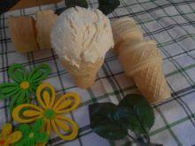 Lody z mleczkiem kokosowym