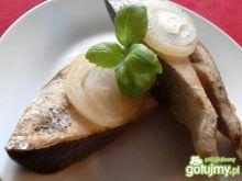 Łosoś z cebulką Zub3r'a