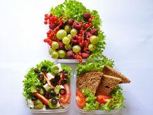 Lunch Box - Zdrowe przekąski na wynos