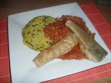 Łupacz na obiad :)