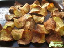 Majerankowe chipsy ziemniaczane