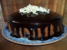 Majonezowe ciasto z borówkami