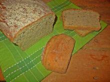 Majonezowy chleb z czosnkiem niedźwiedzim