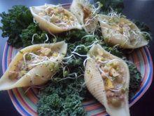 Makaron conchiglioni z tuńczykiem