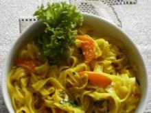 Makaron ryżowy Tagliatelle  Teriyaki