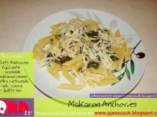 Makaron z Anchovies