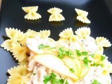 Makaron z gruszką i orzechami włoskimi Mamma Mia