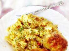 Makaron z jajkiem