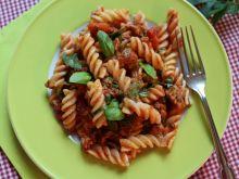 Makaron z sosem w bolońskim stylu