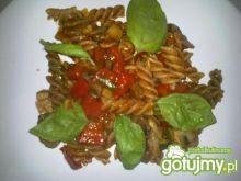 Makaron z warzywami wg MARIA66