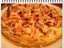 Makaronowa pizza Eli