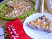 Makaronowa tarta z pomarańczami