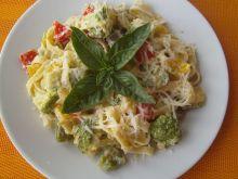 Makaronowo- warzywne misz masz
