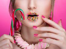 Makijaż, który zrobisz wyłącznie przy użyciu produktów spożywczych