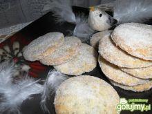 Makowe kruche ciasteczka
