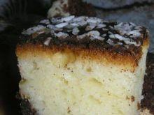 Makowiec z ucieranym ciastem