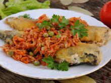 Makrela w sosie warzywnym