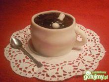 Mała czarna z cukrem