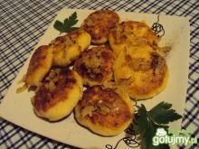 Małdrzyki smażone z cebulką